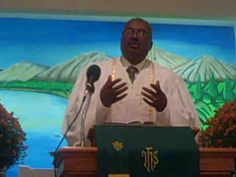 Pastor Charles Howard-OBEYING THE HOLY GHOST