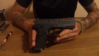 FN FNP 9 Handgun Review - Is it good for home defense?