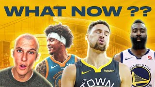 Warriors DESPERATE moves after Klay Thompson Achilles injury [OUBRE TRADE REACTION]