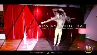 Kiko & Christina bachata Sensual show