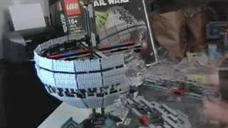 Repeat youtube video Building the Death Star II