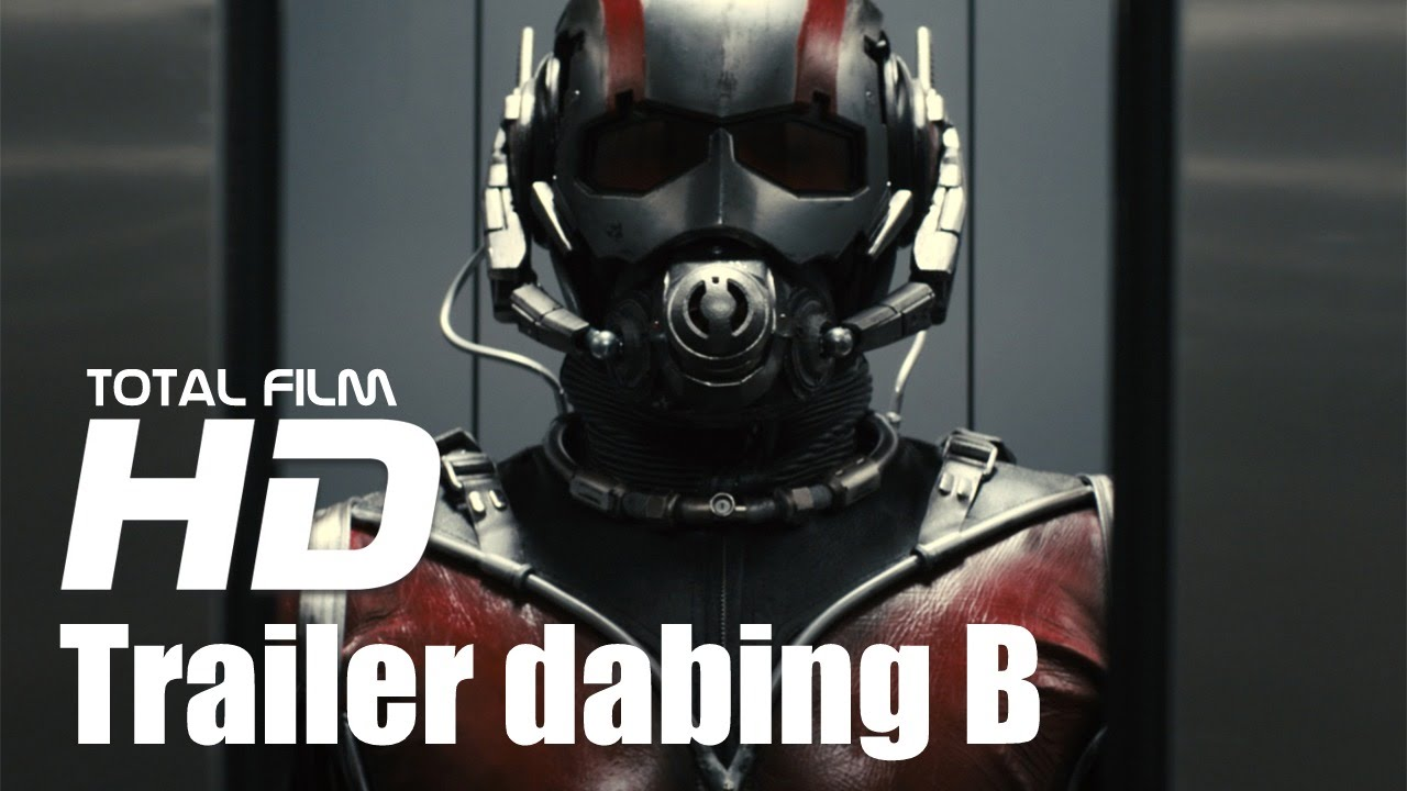 Ant-Man (2015) CZ HD trailer B - český dabing