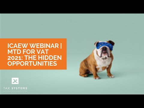 MTD For VAT 2021: The Hidden Opportunities