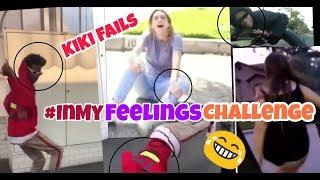 KeKe Challenge Funniest Fails| In My Feelings Challenge| Shiggy Challenge