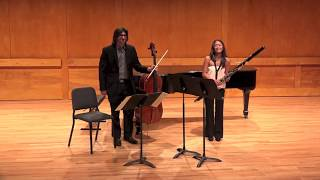 W.A. Mozart Sonate for bassoon and cello, K.292, Marissa Olegario