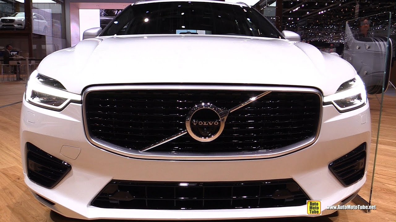 2018 volvo xc60 r design t8 plug in hybrid exterior interior walkaround 2017 geneva motor. Black Bedroom Furniture Sets. Home Design Ideas