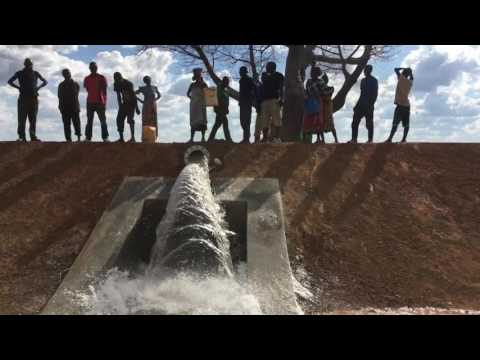 Solar pumping for Irrigation in Malawi