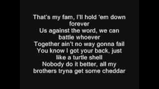 Juicy J, Wiz Khalifa, Ty Dolla $ign - Shell Shocked ft. Kill The Noise & Madsonik [lyrics] thumbnail