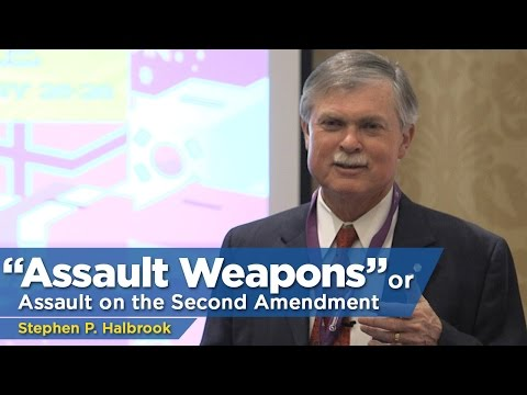 'Assault Weapons' or