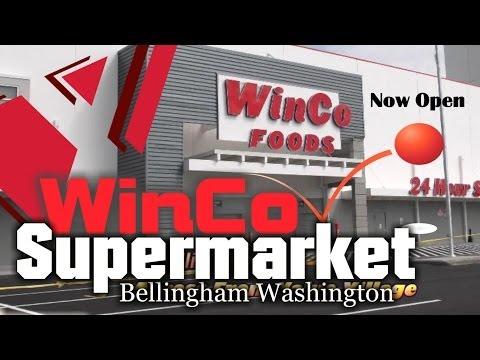 WinCo Grocery Supermarket Bellingham Wa