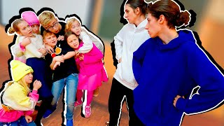 СТАРШЕКЛАССНИКИ школьники обнаглели! -Мы семья в школе