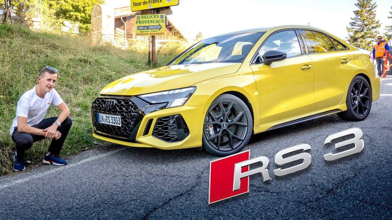 Download À FOND dans la NOUVELLE Audi RS3 2022 ! 400 CH