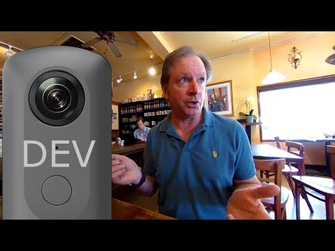 Developer Chat: Why Jimmy Giliberti Likes the THETA Plug-in Dev Tools