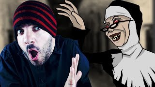 LA MONJA HA CAMBIADO Y AHORA DA MÁS MIEDO !!   Evil Nun