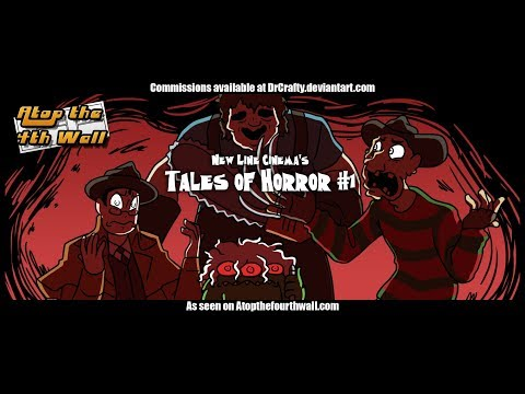 New Line Cinema's Tales of Horror #1 - Atop the Fourth Wall