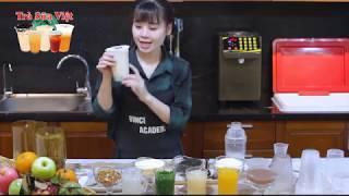 Hướng dẫn pha chế trà sữa với trà túi lọc - Trà sữa việt