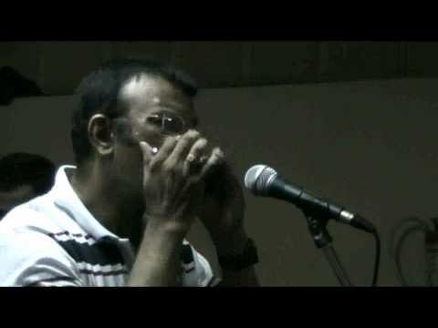 Asim Banerjee's O Sathire  :: Indian Mouthorgan Players' Meet 2012, Kolkata