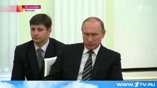 Главная политическая новость дня - визит президента Сирии Башара Асада в Москву
