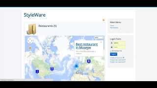 Google Maps for Joomla! and K2 by StyleWare