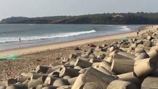 Нудисты в Гоа(Нудисты облюбовали пляжи Северного Гоа., 2015-12-01T11:45:23.000Z)