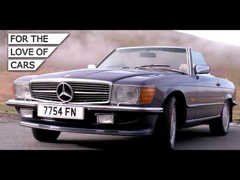 Mercedes SL500 R107: Charles Morgan's Classics - Carfection