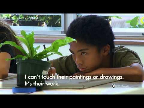 PBS Hawaii - HIKI NŌ Episode 512 | Ke Kula Niihau O Kekaha Public Charter School | Van Go Arts