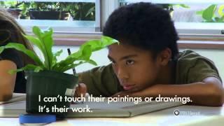 PBS Hawaii - HIKI NŌ | Ke Kula Niihau O Kekaha Public Charter School | Van Go Arts