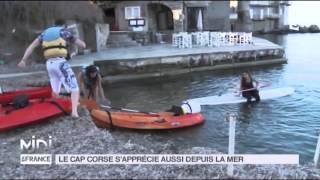 LE FEUILLETON : Le Cap Corse s'appre?cie aussi depuis la mer