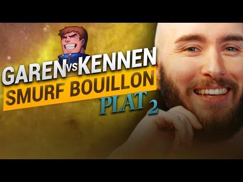 Vidéo d'Alderiate : [FR] ALDERIATE & AKABANE - SMURFING BOUILLON - GAREN VS KENNEN - MON ALLIÉ M'A BAN OLAF...