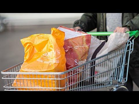 В супермаркетах Южной Кореи вступил запрет на пластиковые пакеты