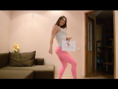 Yoga Pants Pink Leggings Dance Amateur Dance Gone Wild