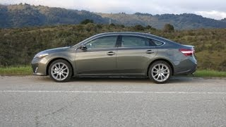 Toyota Avalon 2013 Videos