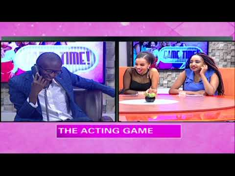 The Acting Game With Njugush