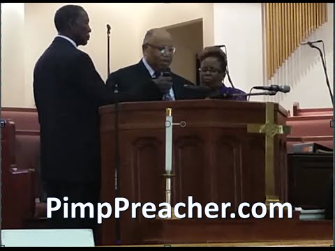 Bishop Charles Brown Disgracefully Resigns From Williams Temple COGIC