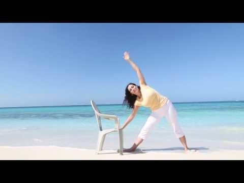 Chair Yoga with Stacie Dooreck Saraswati
