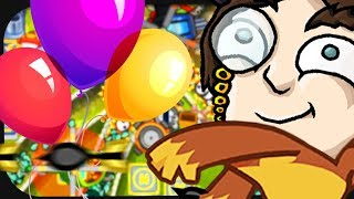 Zombey & GermanLetsPlay essen gerne Spinnen! ☆ Bloons Tower Defense 5