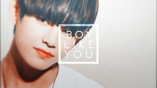 KIM TAEHYUNG | boy like you Mp3