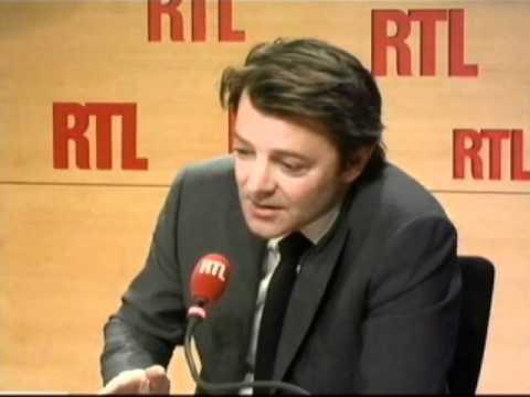 François Baroin , porte-parole du gouvernement et ministre