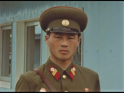Video Footage North Korea 1989 HD