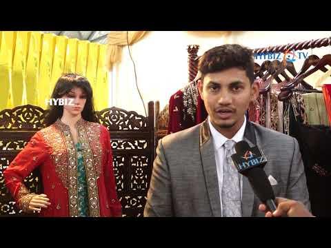 IDEEBS LONDON @ PANACHE The Luxury Expo in Hitex Hyderabad | Rehan Ahmed
