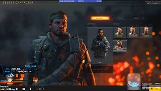 Call of Duty: Black Ops 4 : Blackout Battle Royal Beta PC Gameplay.