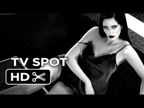 Sin City: A Dame To Kill For TV SPOT - Goddess (2014) - Eva Green Movie HD streaming vf