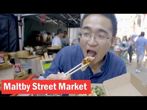 Maltby Street Market | London's Best Street Food | Time Out London