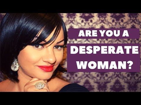 dating someone out of desperation