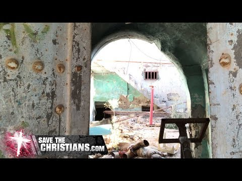 Abandoned Christian homes in Iraq tell poignant story