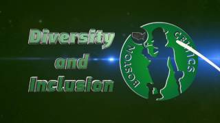 Boston Celtics - Inclusion & Diversity - Parthum Middle School