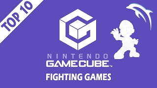 Top 10 / Best Nintendo GameCube Fighting Games of All Time! | Dolphin Emulator [1080p HD]