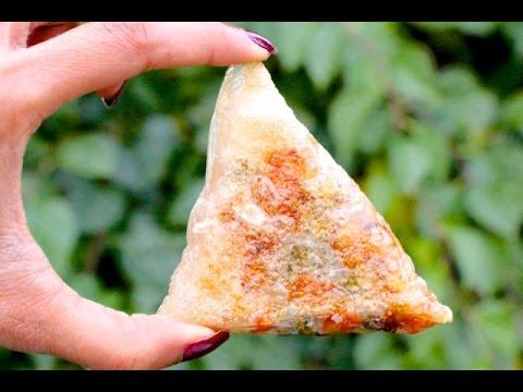 The BEST Gluten Free Samosas