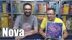 Nova (Qango Verlag) - ab 8 Jahre - auch was für junge Spieler/innen - Teil 1