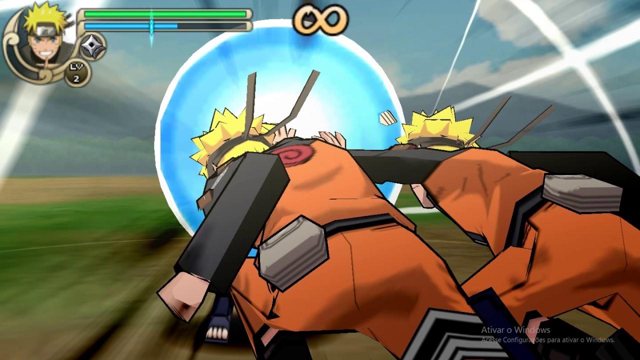 Giant Rasengan!!!!!!!!!!!! Naruto Shippuden: Ultimate ...